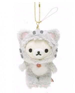 Korilakkuma Cat Series Hanging Charm