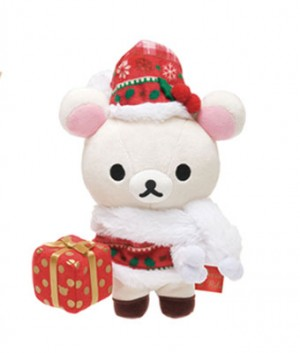 Korilakkuma Christmas Plush 2014