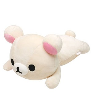Korilakkuma M Laying Plush