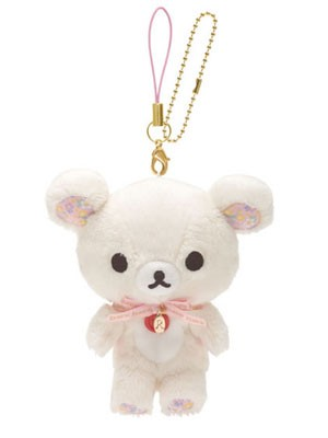 Korilakkuma Sweet Happy Hanging Plush