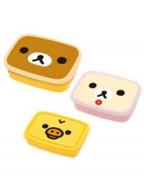 Rilakkuma Classic 3 in 1 Lunch Box