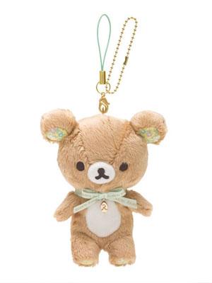 Rilakkuma Sweet Happy Hanging Plush