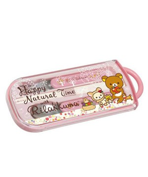 Rilakkuma Forest Utensils Set