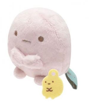 Pink Tapioca Mini Bean Plush