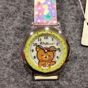 Flower Rilakkuma Watch